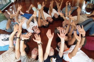 Laughter Yoga 2015